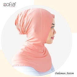 dalaman inner jilbab yang nyaman