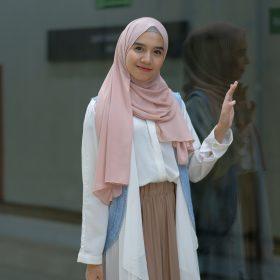 pashmina hijab kekinian muslimah