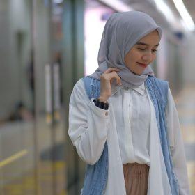 jilbab kekinian wanita muslimah