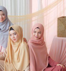hijab artis indonesia
