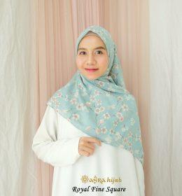 hijab motif kekinian