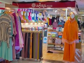 produk best seller asra hijab